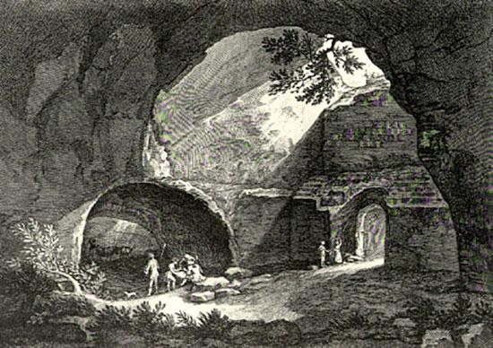 Grotta della Dragonara Mucchio Selvaggio Adventure