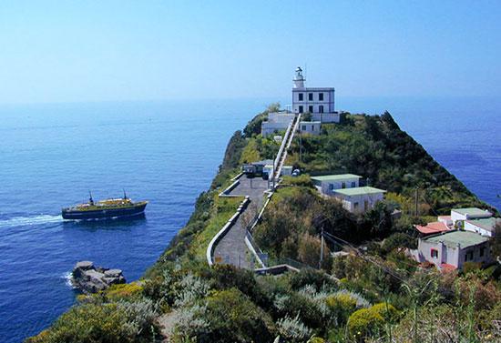 Faro di Miseno Mucchio Selvaggio Adventure
