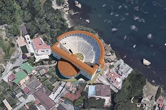 Teatro romano Mucchio Selvaggio Adventure